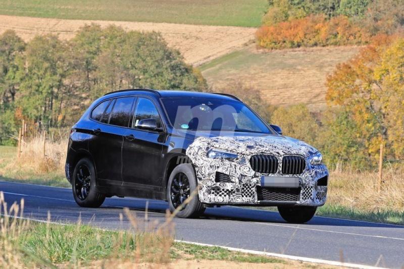 2019 - [BMW] X1 restylé [F48 LCI] 9351bd10