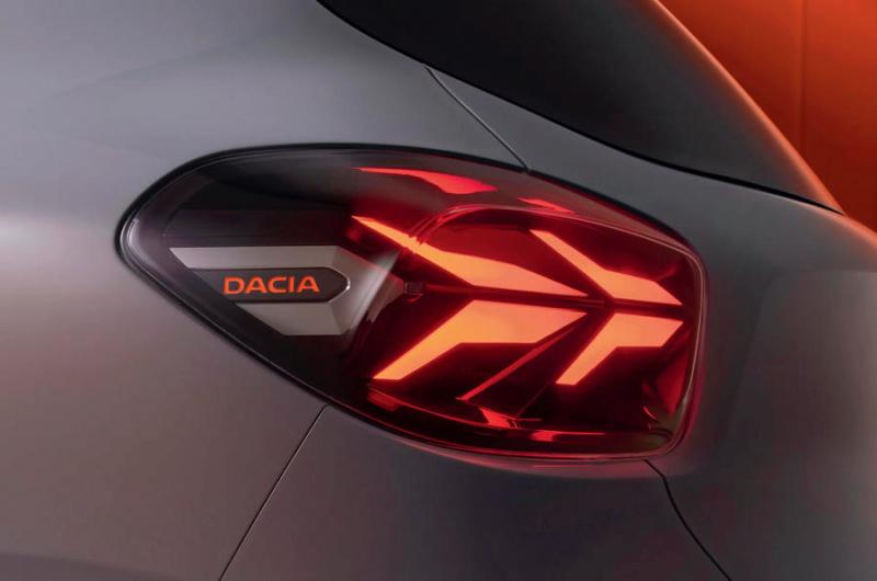 2020 - [Dacia] Spring (show car) 93539210