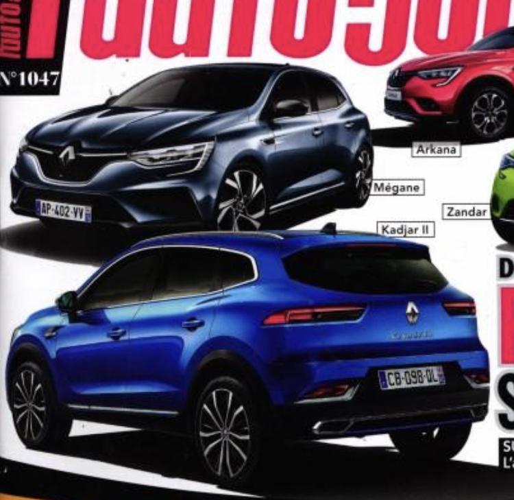 2021 - [Renault] Kadjar II - Page 13 93943410