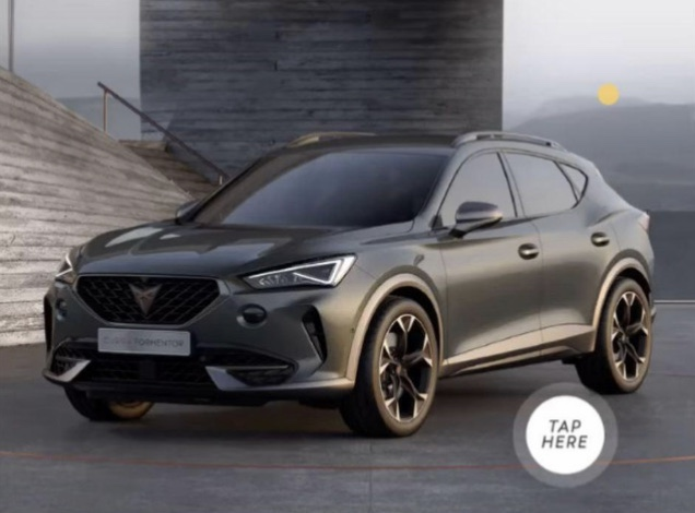 2019 - [Cupra] Formentor concept - Page 2 9412ed10