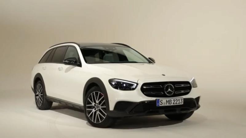 2020 - [Mercedes-Benz] Classe E restylée  - Page 6 9417fd10
