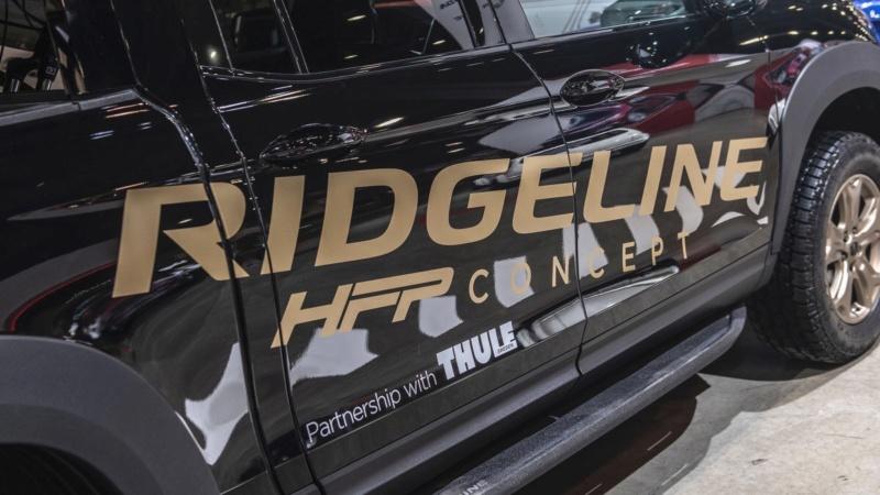 2015 - [Honda] Ridgeline 942fe910