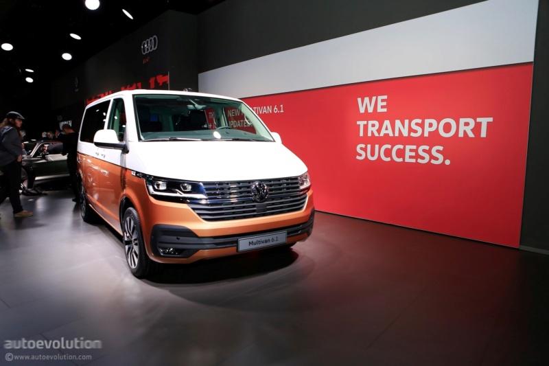 2020 - [Volkswagen] Transporter T6 restylé - Page 2 943ee410