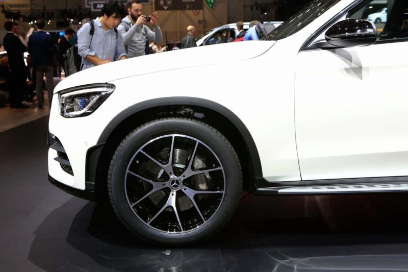 2018 - [Mercedes-Benz] GLC/GLC Coupé restylés - Page 4 9440f610