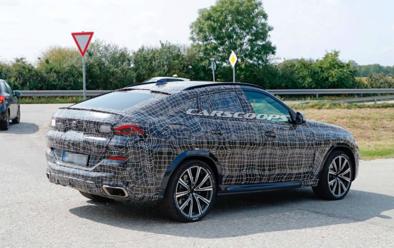 2019 - [BMW] X6 III (G06) - Page 3 9463bf10