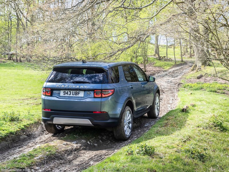 2014 - [Land Rover] Discovery Sport [L550] - Page 12 9465c110