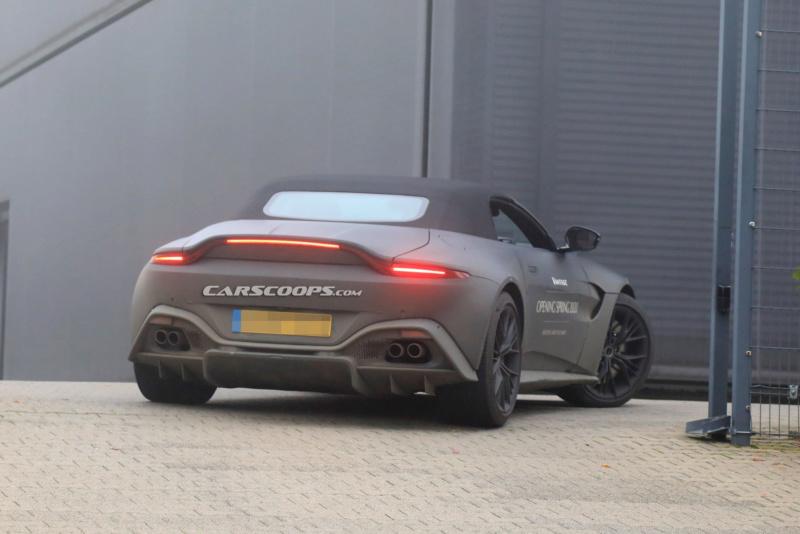 2017 - [Aston Martin] Vantage - Page 4 948a7a10