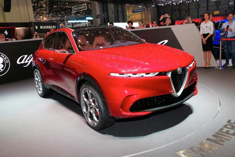 2019 - [Alfa Romeo] Tonale  - Page 3 948c6b10