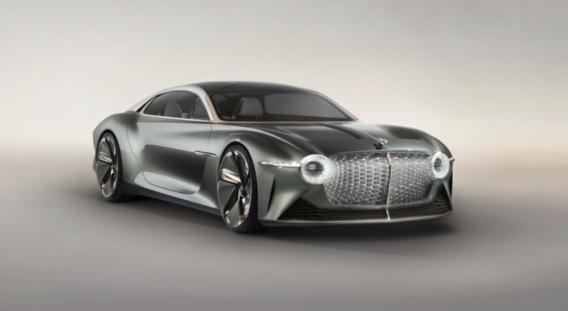 2019 - [Bentley] EXP 100 GT Concept 949fbf10