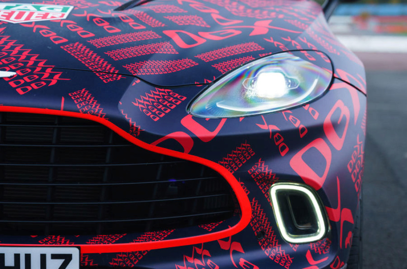 2019 - [Aston Martin] DBX - Page 4 94a50210