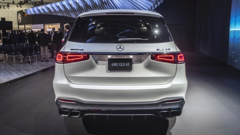 2019 - [Mercedes] GLS II - Page 7 95026210