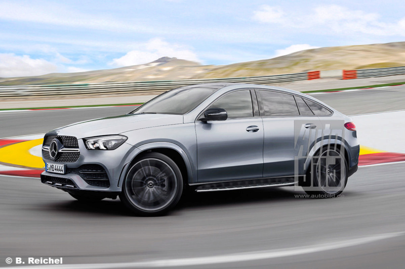 2019 - [Mercedes-Benz] GLE Coupé  - Page 2 95043c10