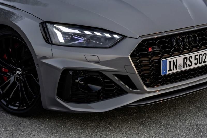 2020 - [Audi] A5 Coupé/Cab/SB restylée 951ba510
