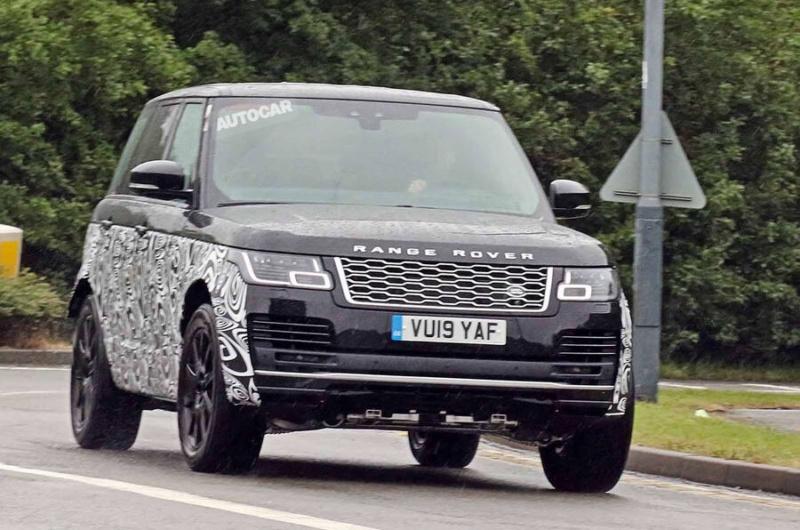 2021 - [Land Rover] Range Rover V 95360310