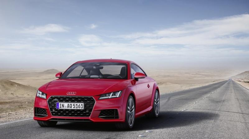 2018 - [Audi] TT III Restylé - Page 2 954f7710