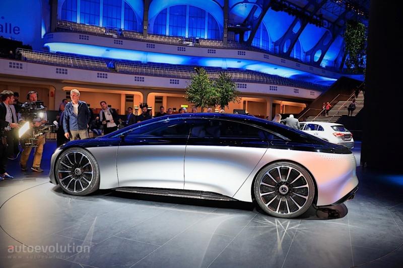 2019 - [Mercedes-Benz] EQS Concept  - Page 2 95731d10