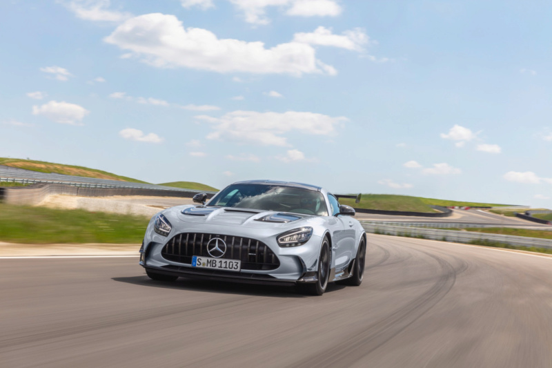 2014 - [Mercedes-AMG] GT [C190] - Page 32 95885310