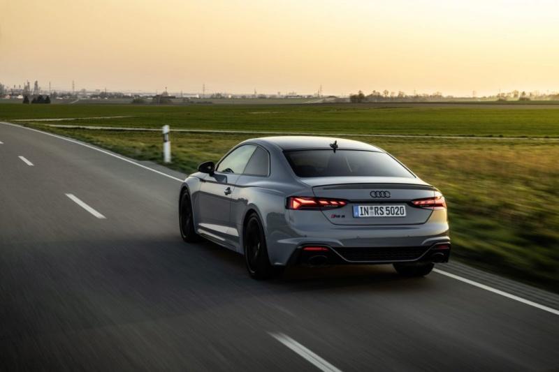 2020 - [Audi] A5 Coupé/Cab/SB restylée 95a3a910