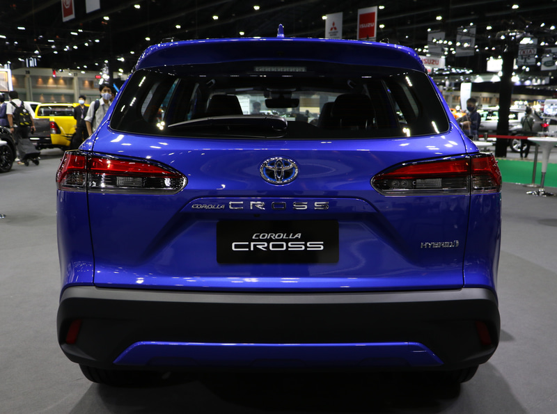 2021 - [Toyota] Corolla Cross - Page 4 95b7d110