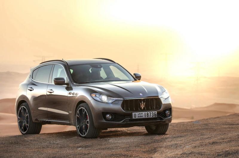 2025 - [Maserati] SUV Compact 95d33310