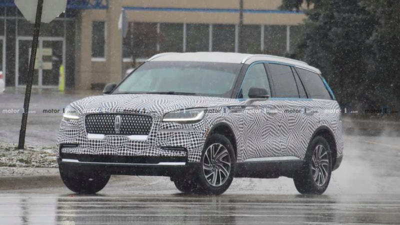 2019 - [Lincoln] Aviator 95e4b310