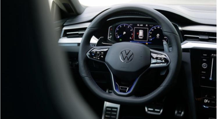 2019 - [Volkswagen] Arteon Shooting Brake - Page 4 95ed7210