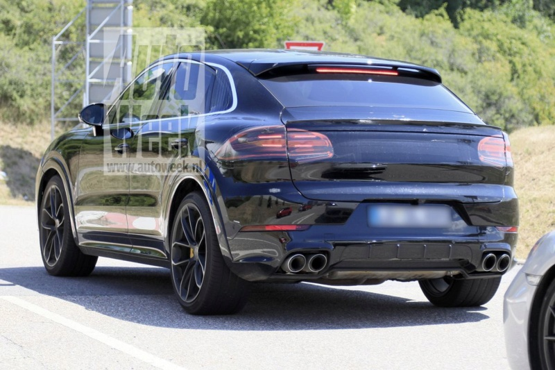 2019 [Porsche] Cayenne coupé - Page 4 960ac310