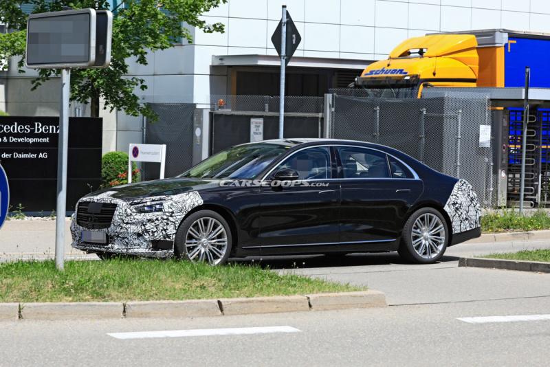 2020 - [Mercedes-Benz] Classe S - Page 14 961c8310
