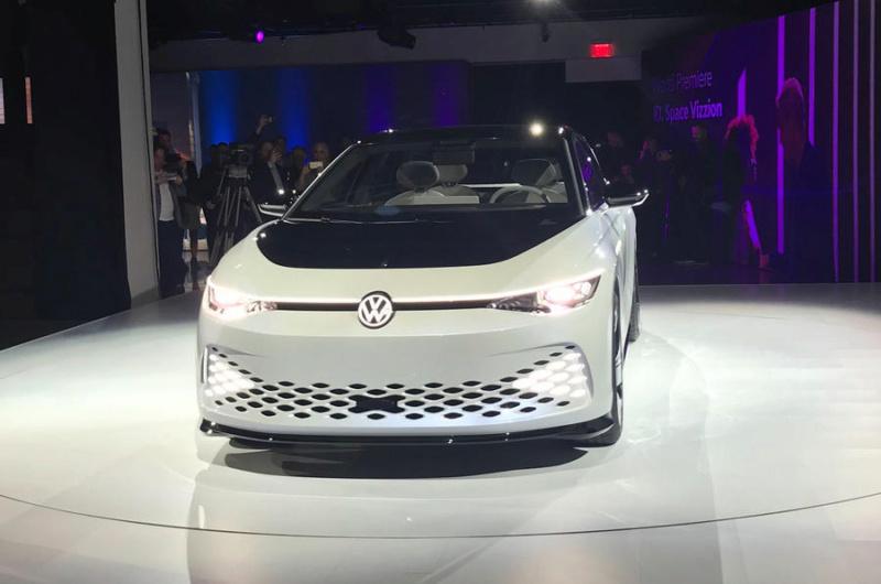 2019 - [Volkswagen] ID Space Vizzion - Page 2 96247810