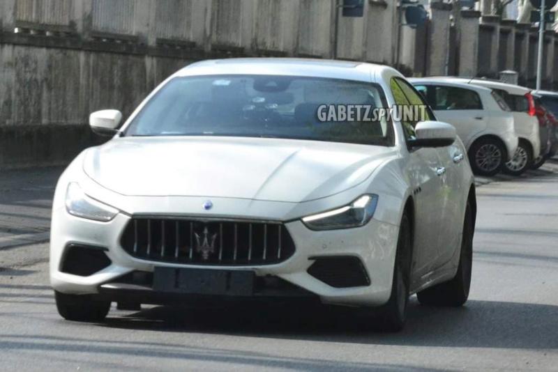 2014 - [Maserati] Ghibli - Page 10 96433910