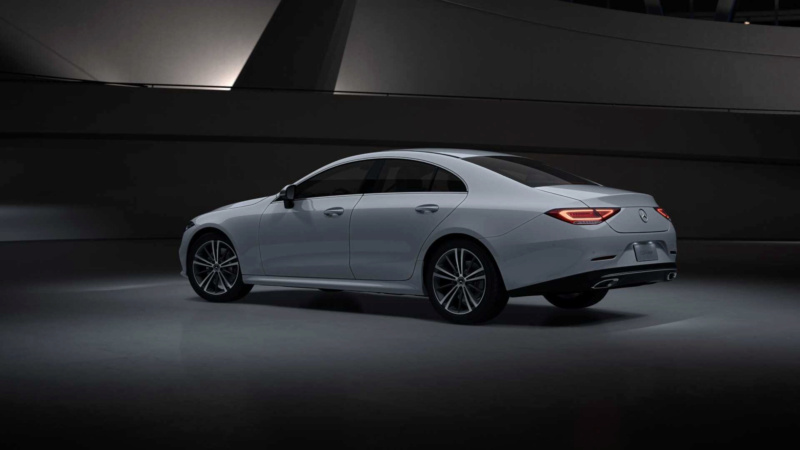 2018 - [Mercedes] CLS III  - Page 7 9660aa10