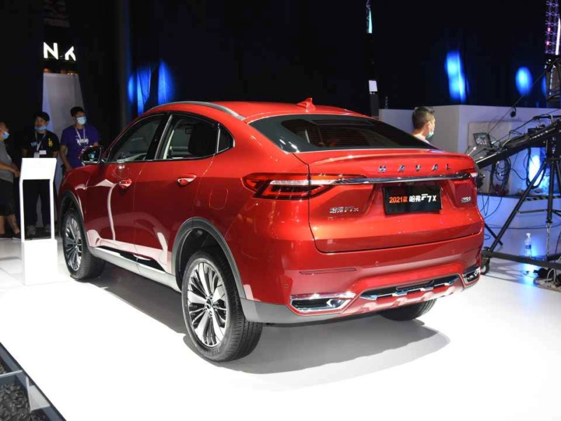 [Actualité] Groupe Great Wall Motors - Page 4 967f4310