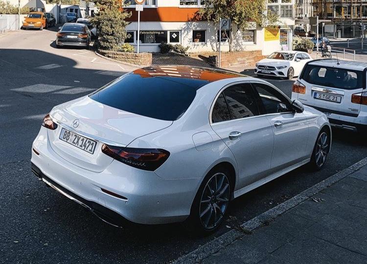 2020 - [Mercedes-Benz] Classe E restylée  - Page 6 96969c10