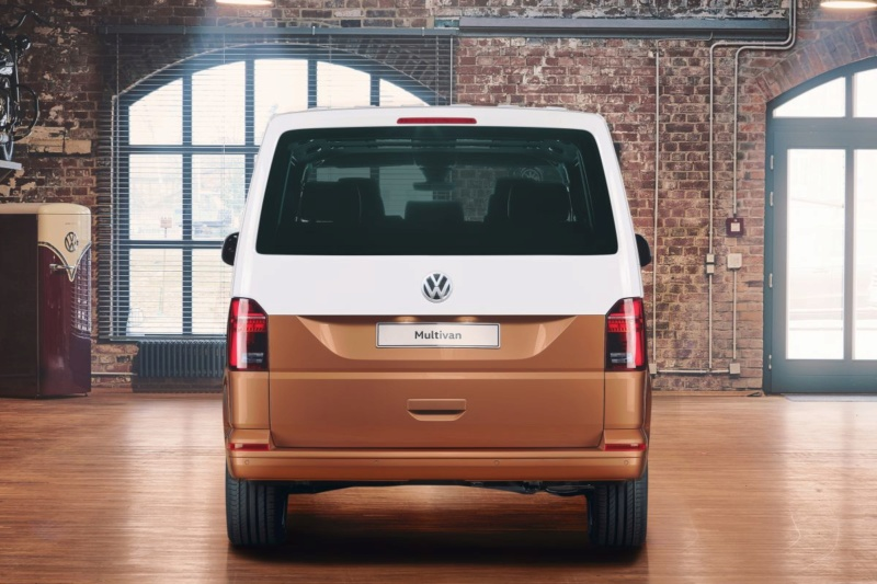 2020 - [Volkswagen] Transporter T6 restylé 969b9e10