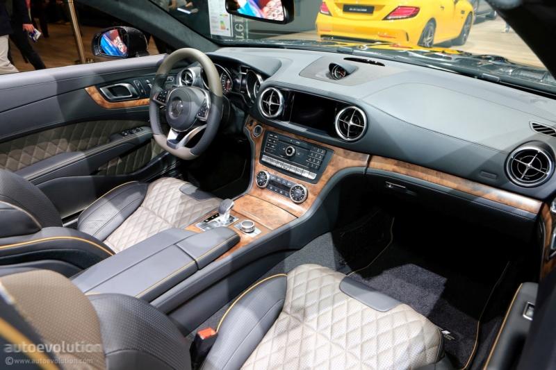 2015 - [Mercedes] SL Restylé [R231] - Page 5 96a08410