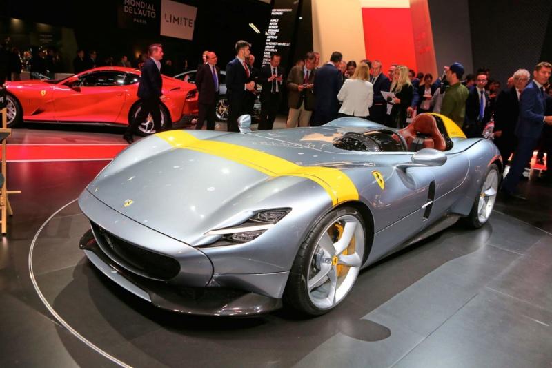 [Ferrari] Modèles uniques / One Off - MàJ : F12 TRS - Page 7 96a2cf10