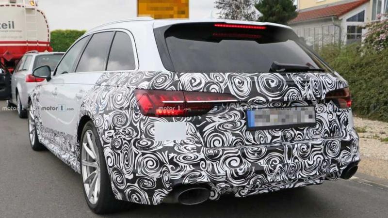 2018 - [Audi] A4 restylée  - Page 6 96b57610
