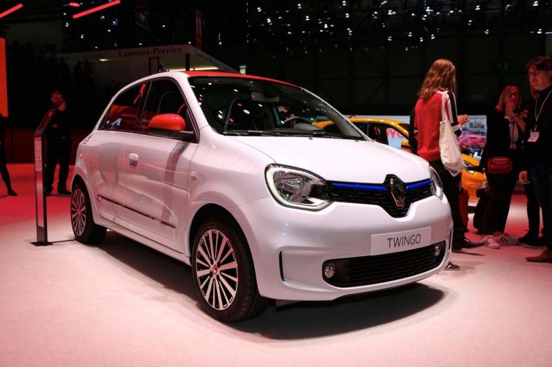 2018 - [Renault] Twingo III restylée - Page 12 96cdcc10