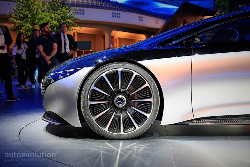 2019 - [Mercedes-Benz] EQS Concept  - Page 2 96e20510