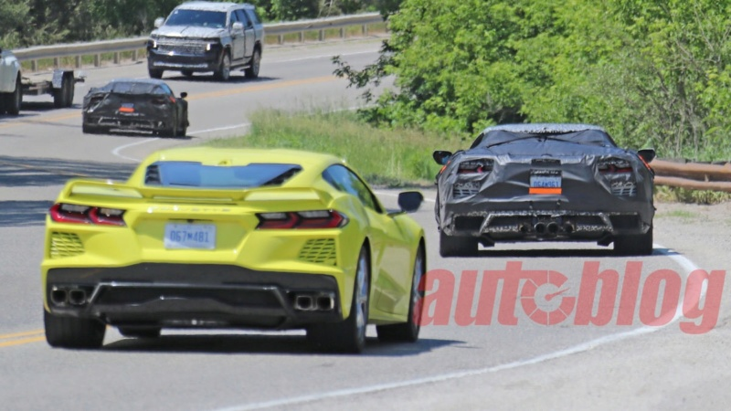 2019 - [Chevrolet] Corvette C8 Stingray - Page 7 96e80910