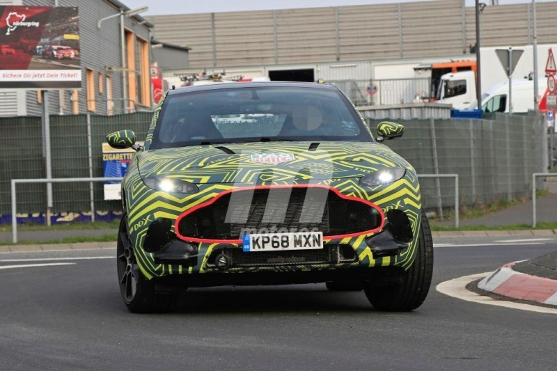2019 - [Aston Martin] DBX - Page 2 96ef3a10