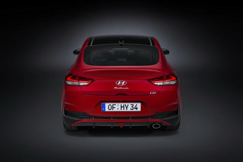 2020 - [Hyundai] I30 III 5p/SW/Fastback Facelift 970d7f10
