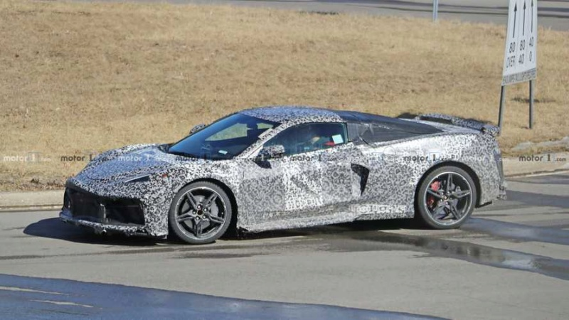 2018 - [Chevrolet] Mid-Engine Corvette - Page 3 974b4510