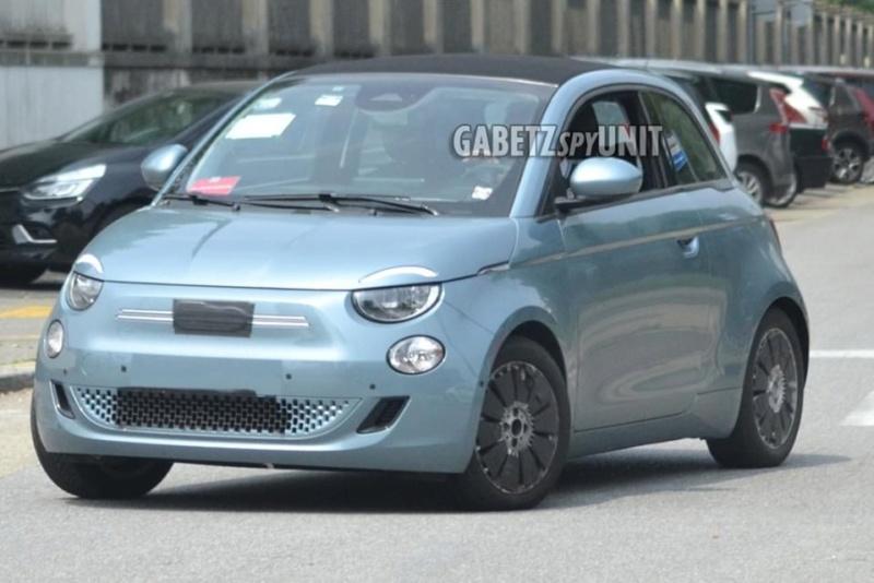 2020 - [Fiat] 500 e - Page 23 97649010