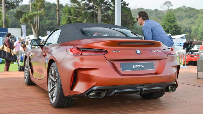 2018 - [BMW] Z4 (G29) - Page 11 97653a10