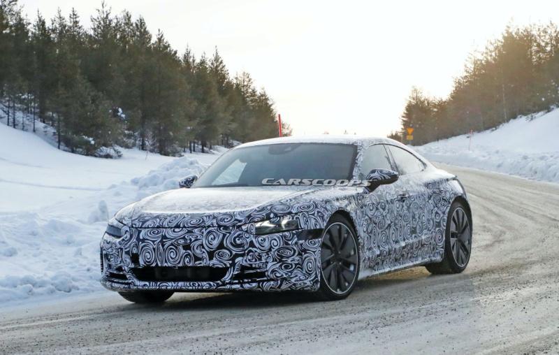 2021 - [Audi] E-Tron GT 97897610