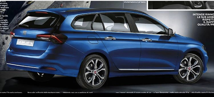 2016 - [Fiat] Tipo 5 portes & SW - Page 20 97a09b10