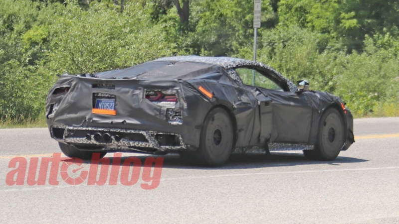 2019 - [Chevrolet] Corvette C8 Stingray - Page 7 97bd0c10