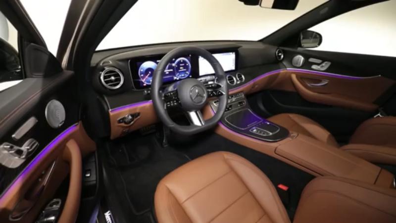2020 - [Mercedes-Benz] Classe E restylée  - Page 6 97c45910