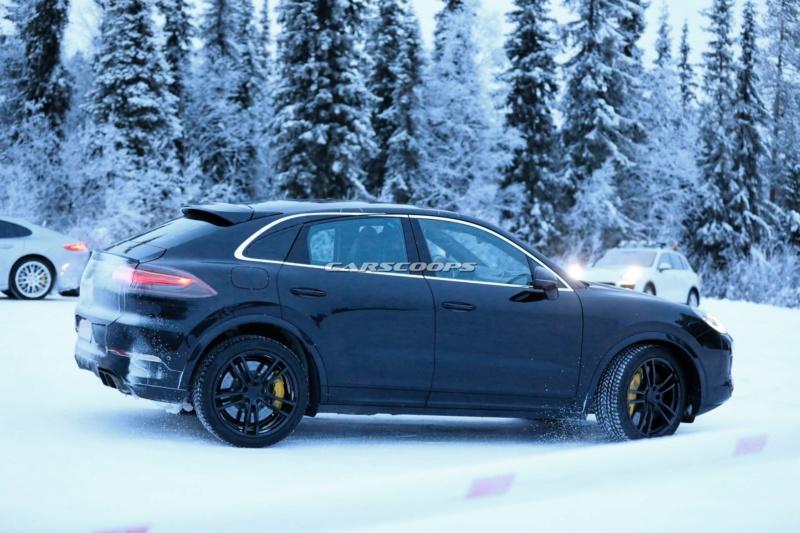 2019 [Porsche] Cayenne coupé - Page 4 97e48310